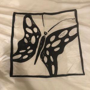 Kate Spade Butterfly Scarf